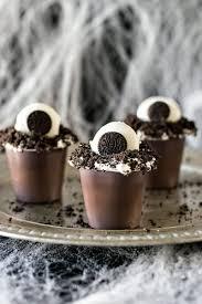monster eye pudding cups homemade hooplah