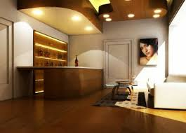 living room modern home bar furniture with tv design and decor