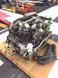 porsche 911 engine parts for sale complete 997 1 08 porsche 911 turbo engine 30k