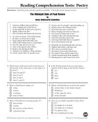 printable reading comprehension test printable reading comprehension test popflyboys