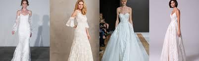 Wedding Dress Trend 2018 Top Wedding Dress Trends For 2018