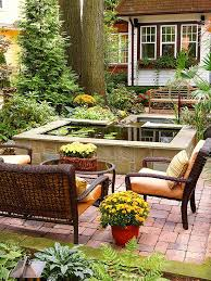 Simple Backyard Landscape Ideas Best 25 Raised Pond Ideas On Pinterest Garden Ponds Garden
