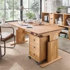 Schreibtisch Kiefer Massiv Schreibtisch