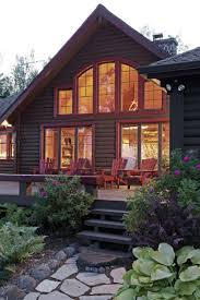 an adirondack inspired cabin remodel