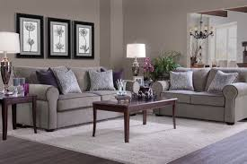 Nolana Charcoal Sofa by Columbia Fog Sofa And Loveseat Fabric Living Room Sets