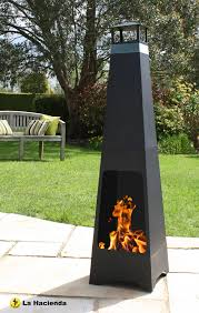 Chiminea San Diego Add A Unique Feature To Your Garden With This La Hacienda Chiminea