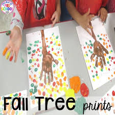fall themed activities for learners math literacy