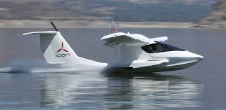 hibious light sport aircraft icon aircraft s a5 lsa gets faa weight exemption general aviation