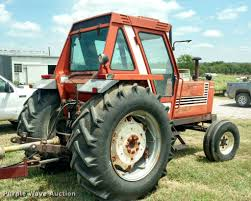 hesston 980 tractor item da5626 sold august 9 ag equipm