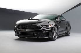 1999 Mustang Black Roush Introduces Upgrade Kits For 2015 Ford Mustang