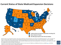 Map Of The State Of Michigan by University Of Michigan V Bid Center State Medicaid Plans