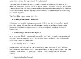 basic resume objective template resume objective for recruiter exles of resumes objectives