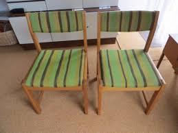 wohnzimmer backnang zwei gepolsterte stühle fürs esszimmer oder wohnzimmer in baden