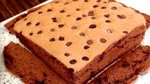 josephine u0027s recipes chocolate chip sponge cake 古早味巧克力
