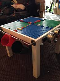 Lego Table Ikea by Lego Ikea Hack Or How To Make A Happy Kid This Christmas
