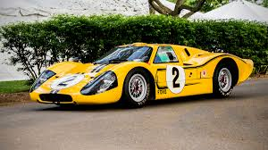 ford gt40 almost steals the show at greenwich concours americana