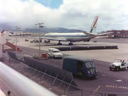 united airlines super dc 8 service to hawaii 1967 historical