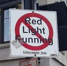 what is considered running a red light guide to red light running inside the beltway capital diaries