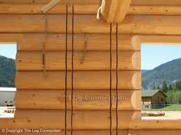 log home interior walls stacked log homes what s included