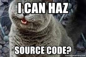 I Can Haz Meme Generator - i can haz source code i can haz cat meme generator
