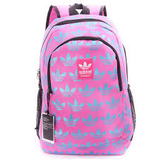 adidas classic trefoil backpack light pink light pink adidas backpack syracusehousing org