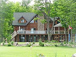 Ontario Cottage Rentals by Ontario Cottage Rentals Collingwood Beaver Valley Chateau