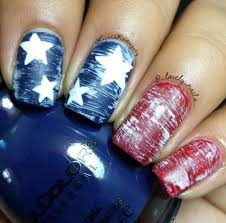21 best 4th of july nails images on pinterest july 4th 4th of