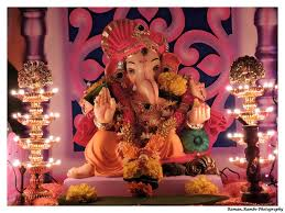 Decoration For Puja At Home by Decoration For Ganpati And Gauri News Tree Media Ganesha