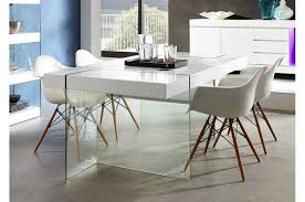Cdiscount Meuble Salle A Manger by Indogate Salle Manger Blanc Laque Pas Inspirations Avec Cdiscount