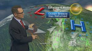 California Weather Map Weather Cbs San Francisco