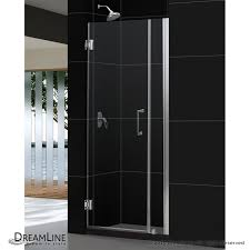 34 Shower Door Discobath Dreamline Shdr 20337210 Unidoor 33 34 Shower Door