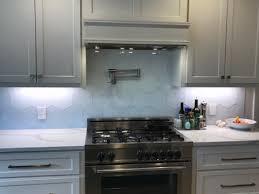 white kitchen cabinets with hexagon backsplash 5 modern kitchen backsplash ideas for a fresh look unique