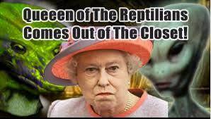 Queen Of England Meme - queen of the reptilians elizabeth comes out of the closet words