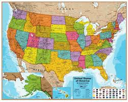 Alaska And Usa Map by Maps Update 1068951 Mexico And United States Map Maps Update Us