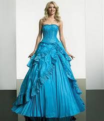 Blue Wedding Dress The Ideas Of Beautiful Wedding Dresses In Beautiful Colors Siwichan