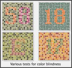 Cause Of Colour Blindness Colour Blindness Beckenham Optometrist Avalon Nsw