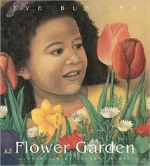 Flower Garden by Eve Bunting Kathryn Hewitt  Paperback  Barnes