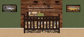 Outdoor Themed Baby Room - duck hunt custom baby bedding and nursery sets hunting baby
