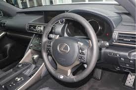lexus sport saloon used 2017 lexus is 300h f sport 4dr cvt auto for sale in