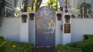 the claridge historic art deco los angeles gate apartments
