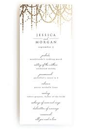 wedding programs wording exles wedding programs 100 images wedding programs complete wedding