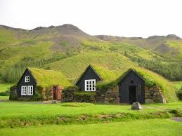 unusual designs of places to stay or live in iceland hobbit and