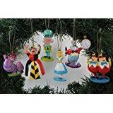 disney villains storybook ornaments set of 6 home