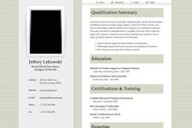 Profile For Resume Example by Free Resume Templates 93 Marvellous Downloadable How To Download