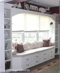 Build A Window Seat - living room ideas living room bench ideas how to build a window