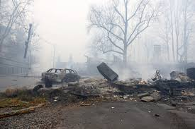 Tennessee mountains images Tennessee wildfires rip through towns near smoky mountains jpg