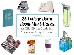 25 Must S Day Gifts 25 College Room Must Haves A Gift Giving Guide For College