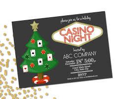 casino night christmas party rainforest islands ferry