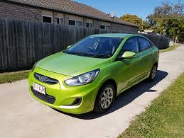hyundai accent australia 2011 hyundai accent sedan cars vans utes gumtree australia