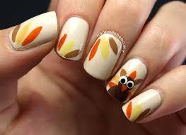 cute thanksgiving nails nail polish society november 2013